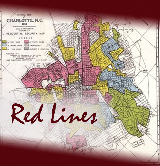 Red Lines is a song about racism and the history of redlining