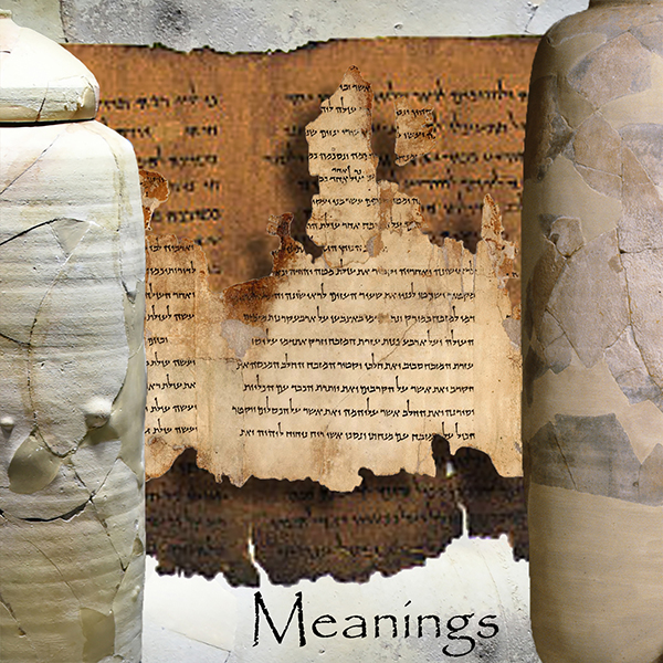 Meanings: A song about a modern way to interpret meanings of the Bible